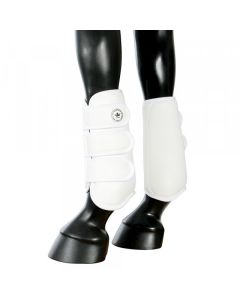 PFIFF tendon riding boot straps 'Galena', front