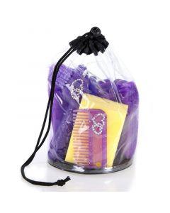 Premiere Gchanneling bag Crystal Hearts