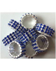 Imperial Riding Mane ring elastic Crystal