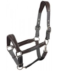 PFIFF 'CALINE' Halter with leather application