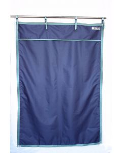 Bucas Stable Curtains Navy