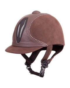 Premiere Riding helmet Aspire Premium Crystal VG1