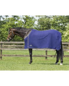 QHP Rug fleece basic without girths
