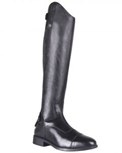 QHP Riding riding boot straps Birgit Adult extra wide