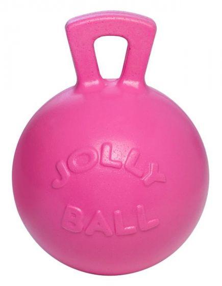 """Hofman Play ball Jolly Ball 10 """"Pink Bubble Gum"""