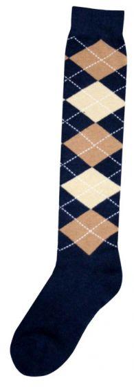 Hofman Knee Socks RE 35/38 Navy