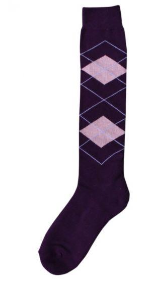 Hofman Knee Socks RE 35/38 Purple