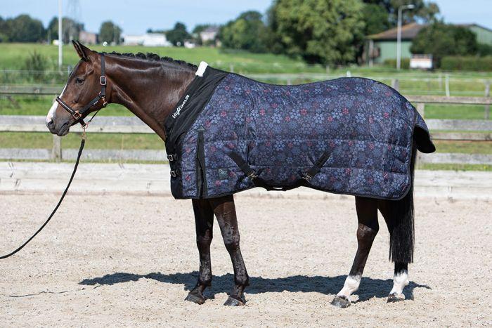 Harry's Horse Stable rug Highliner Snow 200gr