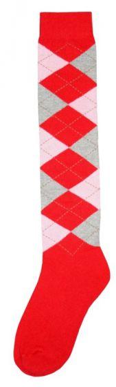 Hofman Knee Socks RE 35/38 Red