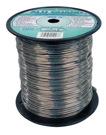 Hofman Wire aluminum 400 m / 1.6 mm