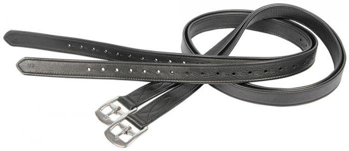 Harry's Horse Stirrup leathers Excellent black