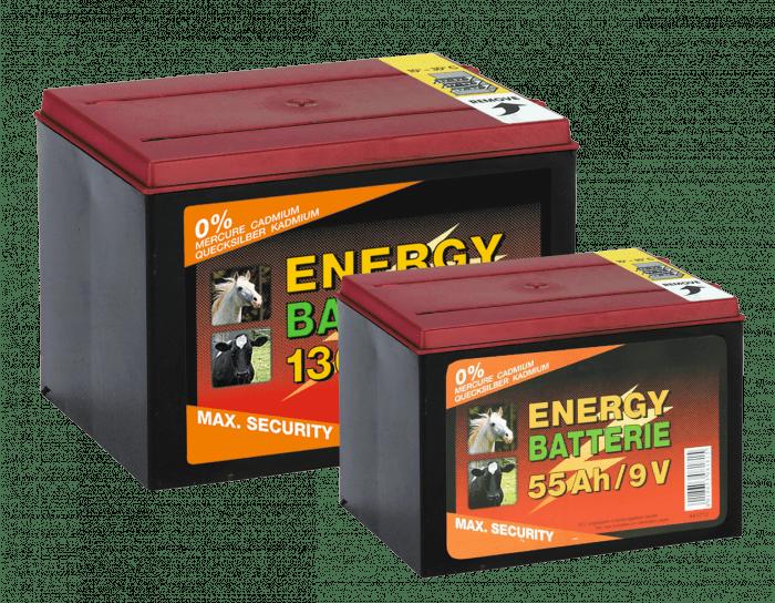 ZoneGuard Battery EC super 9V / 130Ah