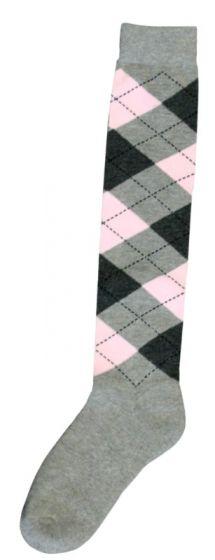 Hofman Knee Socks RE 39/42 Grey/Black