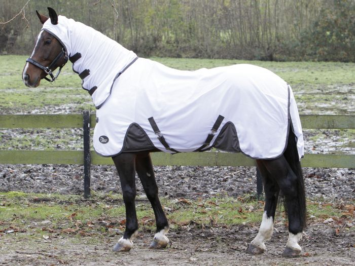Harry's Horse Flyprotection blanket with neck